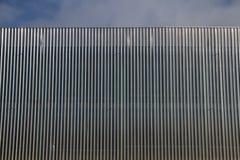 Edificio de la estructura de acero Fotografía de archivo libre de regalías