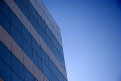 Edificio de la fachada Fotos de archivo libres de regalías