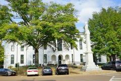Edificio de la guerra civil Imagenes de archivo