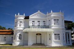Edificio de la herencia de la ciudad de George imagen de archivo libre de regalías