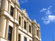 Edificio de la historia de Auckland imagen de archivo libre de regalías