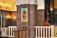 Edificio de la iglesia apostólica armenia Foto de archivo libre de regalías