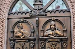 Edificio de la iglesia apostólica armenia Fotografía de archivo libre de regalías