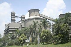 Edificio de la industria pesada Imagenes de archivo