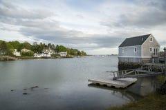 Edificio de la masopa del cabo, Maine los E.E.U.U. foto de archivo libre de regalías