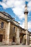 Edificio de la mezquita imagenes de archivo
