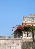 Edificio de la mezquita afuera Fotos de archivo libres de regalías