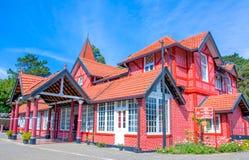 Edificio de la oficina de correos de Nuwara Eliya, Sri Lanka Fotos de archivo