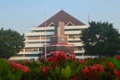 Edificio de la prisma Imagen de archivo