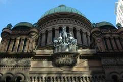 Edificio de la reina Victoria Fotografía de archivo