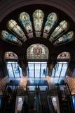 Edificio de la reina Victoria Fotos de archivo libres de regalías