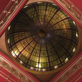 Edificio de la reina Victoria foto de archivo