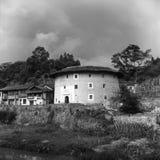 Edificio de la tierra Imagenes de archivo