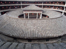 Edificio de la tierra de Yongding Imagen de archivo