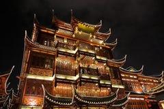 Edificio de la torre Foto de archivo libre de regalías