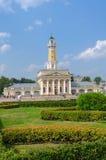 Edificio de la torre de fuego en el cuadrado de Susaninskaya, Kostroma, Rusia Imagen de archivo libre de regalías