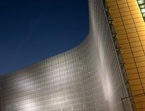 Edificio de la UE Fotografía de archivo