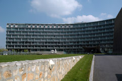 Edificio de la UNESCO Fotos de archivo