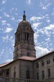 Edificio de la unión en Pretoria Foto de archivo