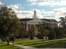 Edificio de la universidad Fotografía de archivo