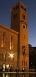 Edificio de la universidad Fotos de archivo