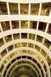 Edificio de la universidad Foto de archivo libre de regalías