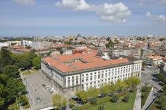 Edificio de la universidad Imagen de archivo