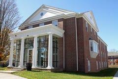 Edificio de la universidad de Nichols foto de archivo libre de regalías