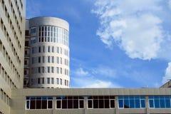 Edificio de la universidad de Saratov Imagen de archivo