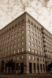 Edificio de la vendimia Imagen de archivo