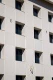 Edificio de la ventana   Imágenes de archivo libres de regalías