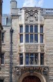 Edificio de ladrillo histórico de Cambridge Inglaterra Imagen de archivo