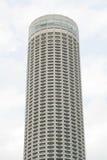 Edificio de las finanzas que coloca Alon Foto de archivo