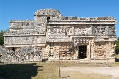 Edificio de las Monjas in the Mayan city Chichen Itza Stock Images