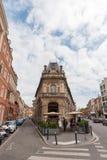 Edificio de Le Telegramme en Toulouse Fotos de archivo libres de regalías