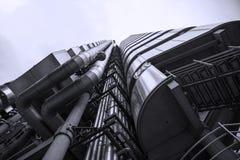 Edificio de Lloyds, Londres Reino Unido Imagenes de archivo