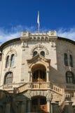 Edificio de Mónaco Fotografía de archivo libre de regalías