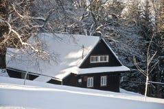 Edificio de madera fotos de archivo libres de regalías