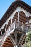 Edificio de madera viejo fotos de archivo libres de regalías