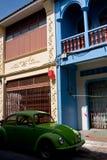 Edificio 16 de marzo de 2010 viejo en PHUKET TAILANDIA Imagen de archivo libre de regalías