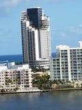 Edificio de Miami Imagen de archivo