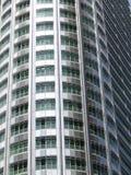 Edificio de mirada de alta tecnología Foto de archivo libre de regalías
