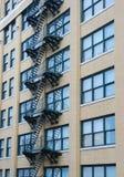 Edificio de Nueva York Foto de archivo