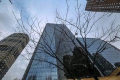 Edificio de Nueva York Fotografía de archivo