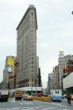 Edificio de Nueva York Flatiron Foto de archivo