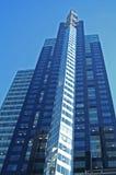 Edificio de NYC Foto de archivo libre de regalías