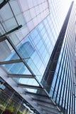 Edificio de oficinas Foto de archivo libre de regalías