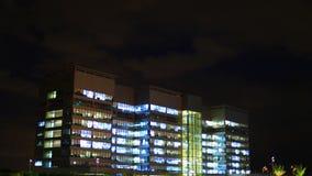 Edificio de oficinas metrajes