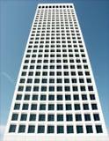 Edificio de oficinas alto Fotos de archivo