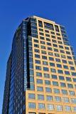 Edificio de oficinas céntrico Fotografía de archivo libre de regalías